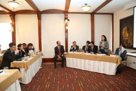 Photo: Public investment in Colombia Event