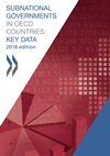 Cover: Subnational data in OECD Countries - Key data 2018
