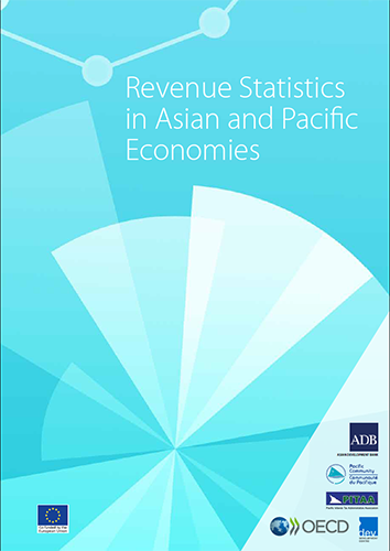 Revenue Statistics in Asian and Pacific Economies brochure 2018 cover