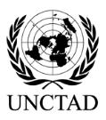 Logo UNCTAD for GVC site