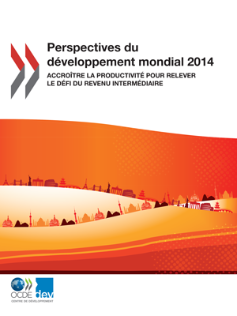 French Cover 'Perspectives du développement mondial 2015'