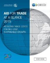 Thumbnail of Aid for Trade at a Glance 2015 Pocket Edition