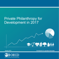 Private Philanthropy for Development, 2017 data, booklet