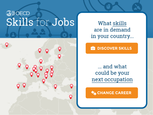 Skills for jobs dataviz