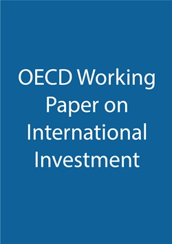 oecd working paper investment icon 250x353
