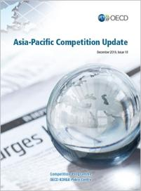 OECD-KPC Asia Pacific Competition Newsletter cover - 200 px
