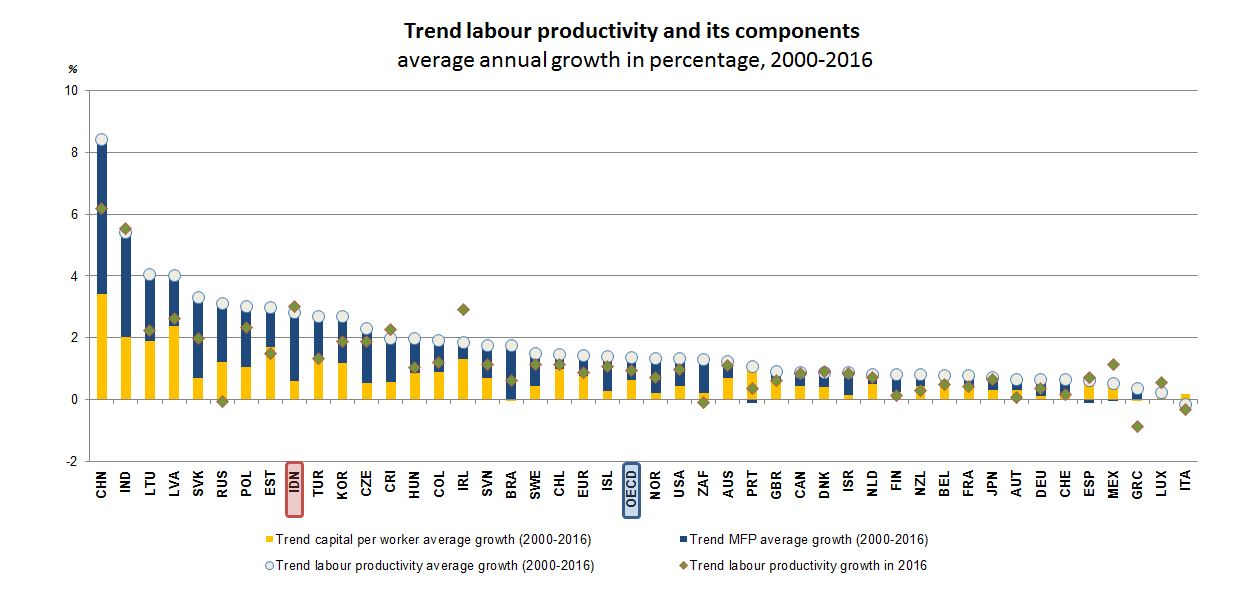 Productivity - Indonesia