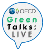 Green talks logo