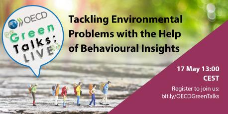 Green talks live Behavioural Insights