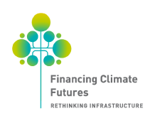 "RC - LOGO ""Financing Climate Futures: Rethinking Infrastructure"""