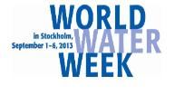 Logo- 2013 Stockholm World Water Week