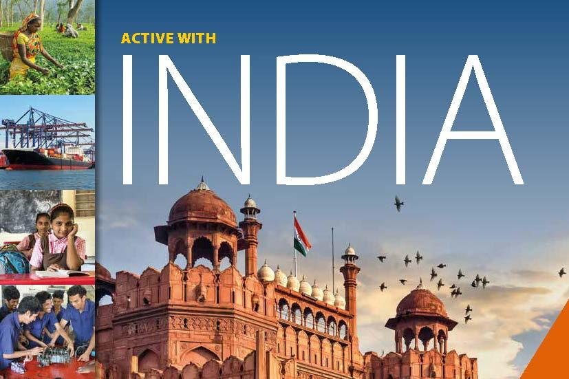 Active with India cover