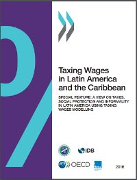 Taxing wages in LAC