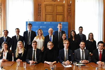 Young Professionals with OECD SG